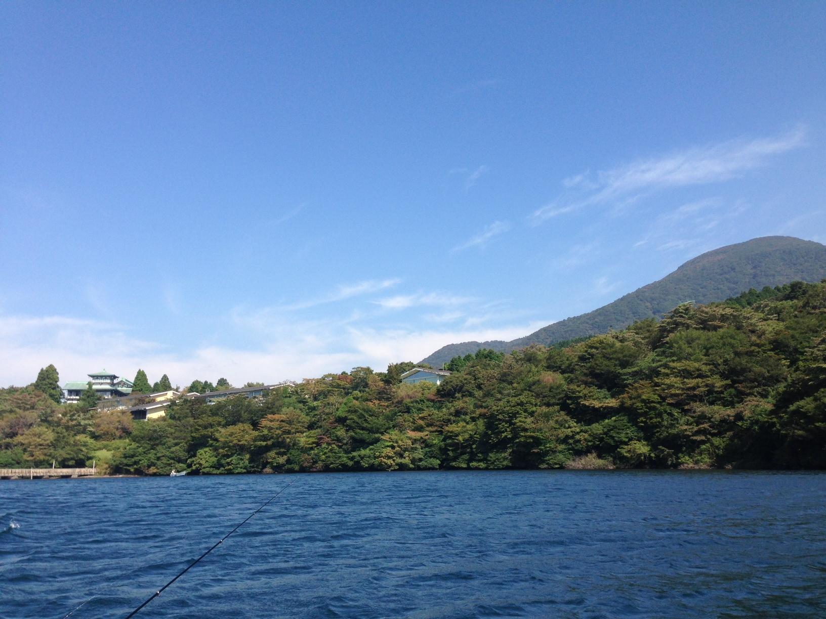 芦ノ湖 画像